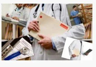 companies that write medical literature