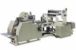 Paper Shopping Bag Making Machine