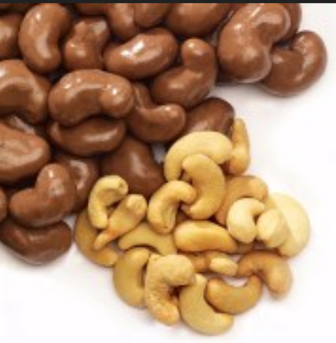 Nuts crunch Chocolate Cashew, Packed