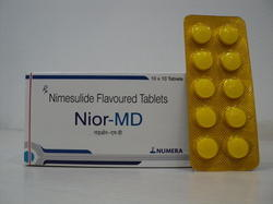 Nimesulide 100 mg Tablet