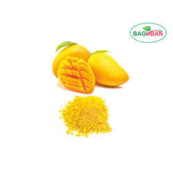 Light Yellow baghban foods Spray Dried Mango Powder, Packaging: cartoon ,20 Kg