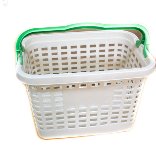 Plastic Shopping Hand Basket