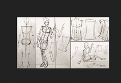 Hobitute Drawing Dynamic Pose Human Gestures And Real Life Actions