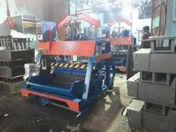 Solid Double Hollow Block Machine