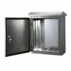 Color Coated Aluminum Electric Enclosures, Rectangular