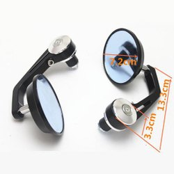 BAREND MIRRORS ROUND FOR MOTORCYCLES