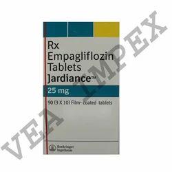 Jardiance (Empagliflozin Tablets)