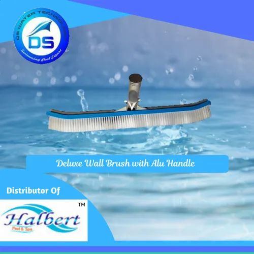 Deluxe Wall Brush with Alu Handle