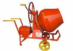 1/4 bag  Electric cum Hand Operated Heavy Type Mixer Machine