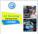 Car Ac Servicing Starts From