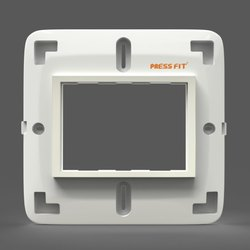 Press Fit Modular Switch Mounting Base Frames