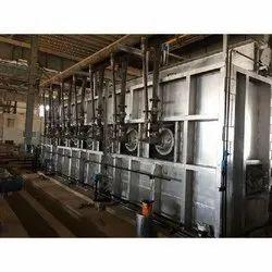 Reheat Furnace Automation System-  Reheat Furnace Control