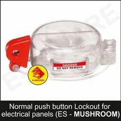 Mushroom : Normal Push Button Lockout