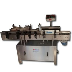 Sticker Self Adhesive Labeling Machine