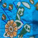 Beads Embroidery Work