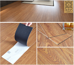 Responsive PVC Plank Flooring, Thickness: 1.5 Mm, Size: 6 Inch X 36 Inch