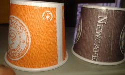 Paper cup 100 ml