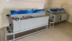 20 Liter Silver Plating Plant