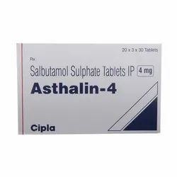 Salbutamol Sulphate Tablets IP