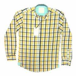 Formal Mens Check Shirts