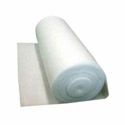 White Polyfill Lining Fabric