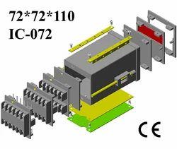 72x72x110 DIN Panel Case