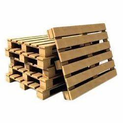 Rectangular Euro Wooden Pallets
