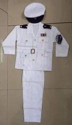 Indian Navy Uniform Dress