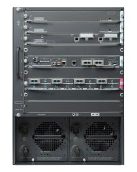 Cisco Chassis, Model Name/Number: WS-C6509E