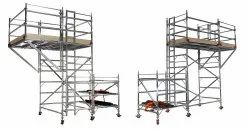 Mobile Aluminum Scaffold Tower Cantilever