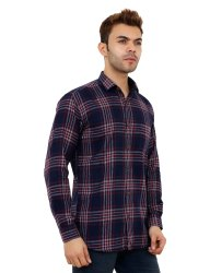 Check Pattern Cotton Shirt