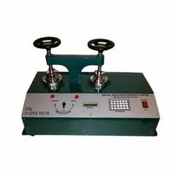 Double Head Digital Model Bursting Strength Tester