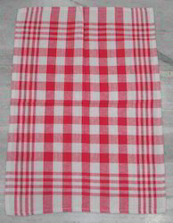 Woven Check Kitchen Towels