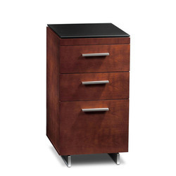 Office Wooden Cabinet, Dimensions: 115 x 40 x 45 cm