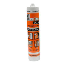 Dow Corning Chemical Grade Neutral Plus Silicone Sealant, Packaging Size: 320 ml