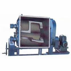 Stainless Steel Sigma Mixer, For Industrial, Capacity: 10kg - 200kgs