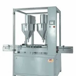 Automatic Auger Type Powder Filling Machine