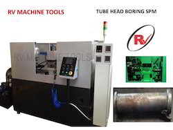 Tube Head Boring SPM