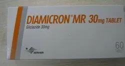 Diamicron MR 30 MG