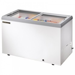 Deep Freezer Glass Top 400 LITERS