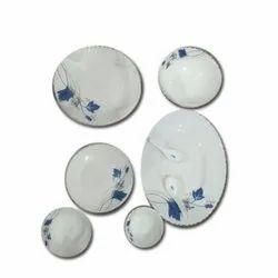 Ceramic Bone China Dinner Sets, Packaging Type: Box