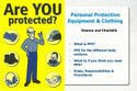 Personal Protective Equipment (PPE) Information Board