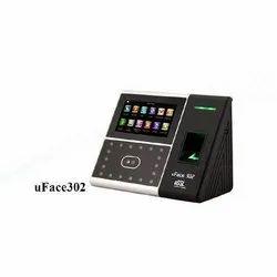 Essl Uface302 Face With Fingerprint Reader Based Attendance Machine