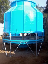 80TR FRP RCT Cooling Tower