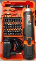 4volt Smart Push & Start Screwdriver  BD40K27