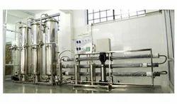 9000 LPH RO SS Plant