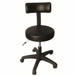 Leather Rotable Bar Chair