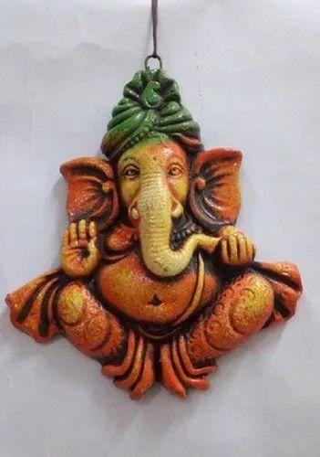 Home Decor Products - Terracotta Handmade Warli Art Pot Indoor Plant  Manufacturer from New Delhi