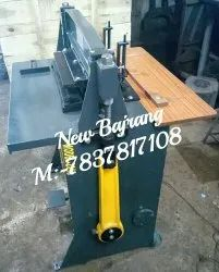 New Bajrang Power Operated File Master Machine, 220