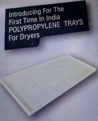 Polypropylene Trays for Dryers
